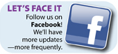 Let's face it. Follow us on Facebook! We'll have more updates - more frequently.